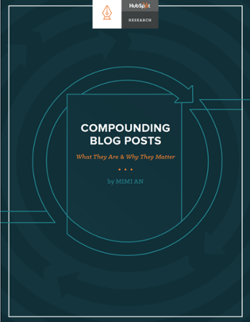 Compounding Blog Posts