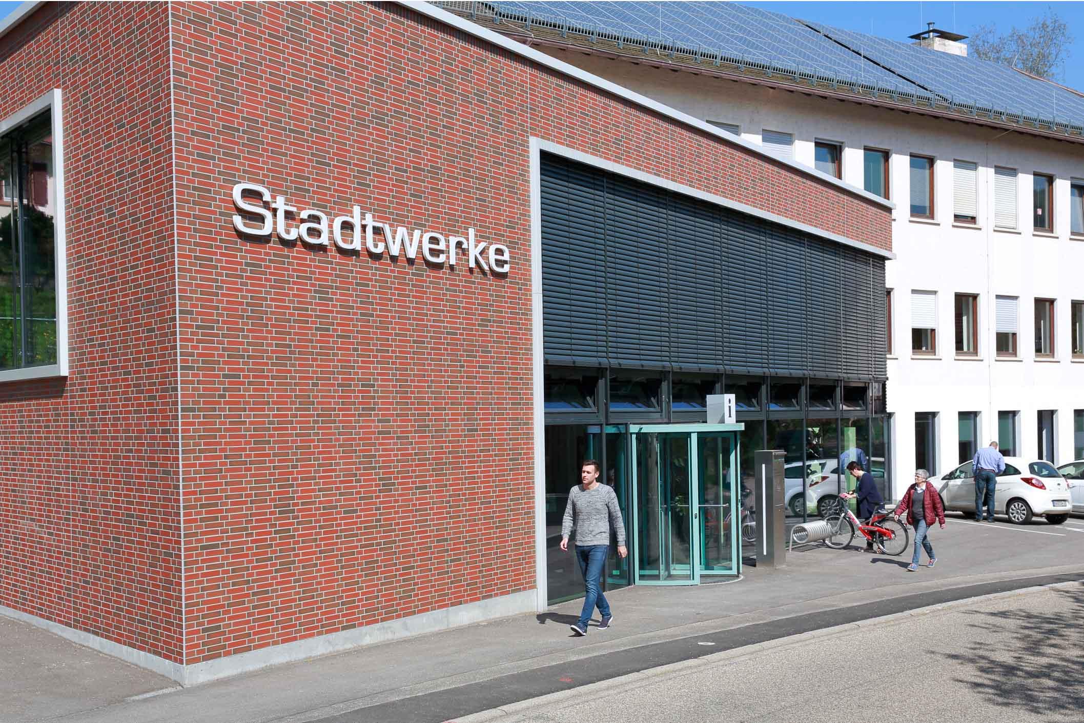 Baden Baden Stadtwerke